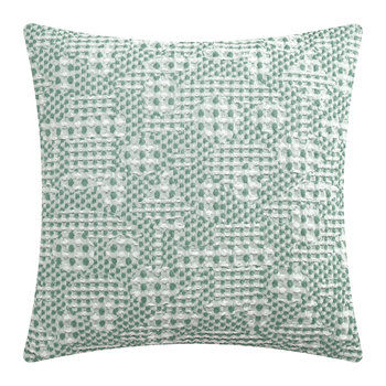 Talin Cushion - 45x45cm - Aqua