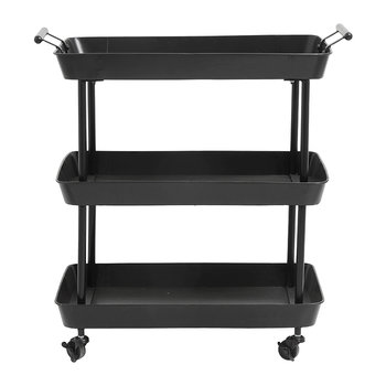 Iron Trolley - Black