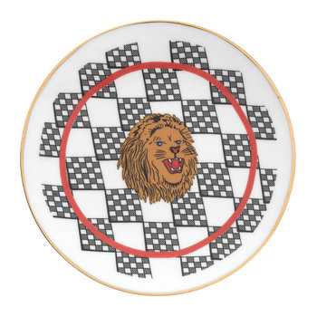 Bel Paese - Lion Side Plate