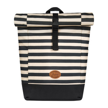 Bee Stripe Rolltop Coolbag
