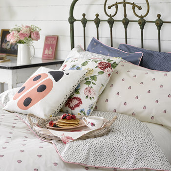 Ladybirds Reversible Duvet Set
