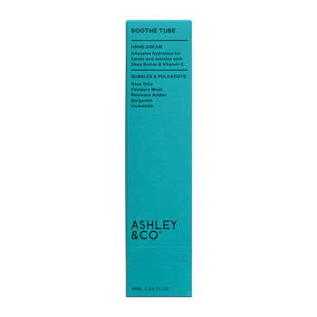 Soothe Tube Hand Cream - 75g - Bubbles and Polkadots