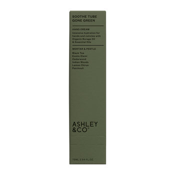 Gone Green Soothe Tube Hand Cream - Mortar and Pestle - 75g