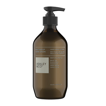 Gone Green Sootherup Hand and Body Lotion - 500ml - Mortar and Pestle