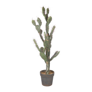 Artificial Cactus Plant - 102cm - Green