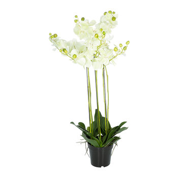Artificial Orchid Plant - Green