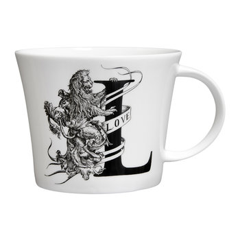 Mighty Mugs - L - Lionel Lion