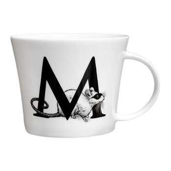 Mighty Mugs - M - Masked Mousie