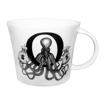 Mighty Mugs - O - Outlaw Octopus Money Bags