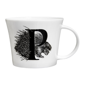 Mighty Becher - P - Presley Porcupine