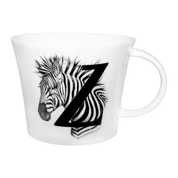 Mighty Mugs - Z - Zebra