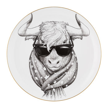 Zodiac Perfect Plates - Taurus