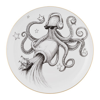 Zodiac Perfect Plates - Aquarius