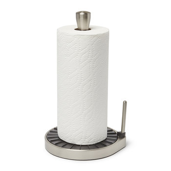 Spin Click N' Tear Paper Towel Holder