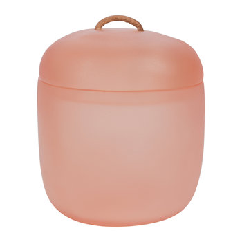Water Bath Lidded Box - Pink