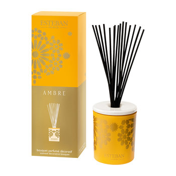 Decorative Bouquet Reed Diffuser - 100ml - Ambre