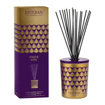 Decorative Bouquet Reed Diffuser - 100ml - Figue Noire