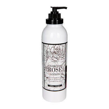 Charcoal Rose Hand and Body Lotion