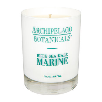 Marine Scented Candle