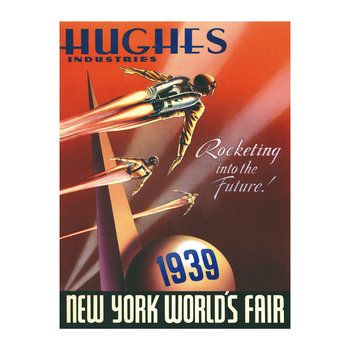 World Fair New York 1939 Wall Poster