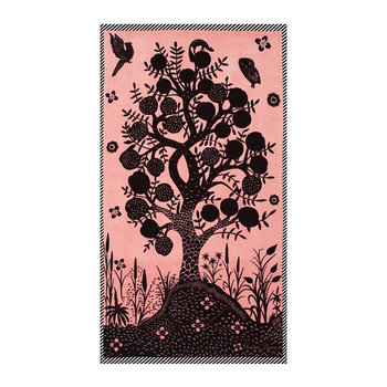 Clairiere Bourgeon Beach Towel