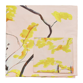 Chinese Tree Quilt Set