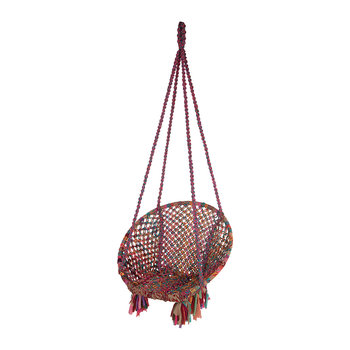 Chindi Swing Chair - Multicoloured