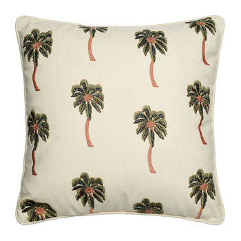 African Palmier Cushion