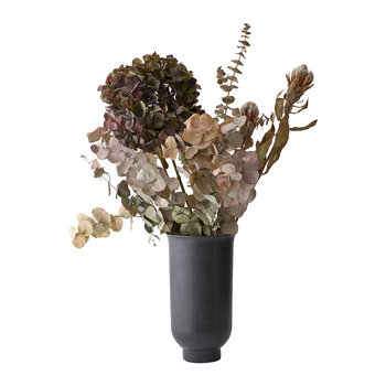 Cyclades Vase - Black