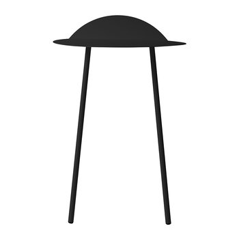 Yeh Tall Wall Table - Black