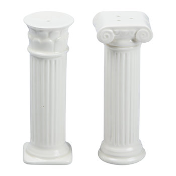 Hestia Salt and Pepper Shakers