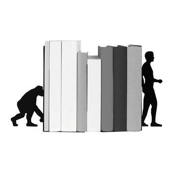 Evolution Bookends - Black