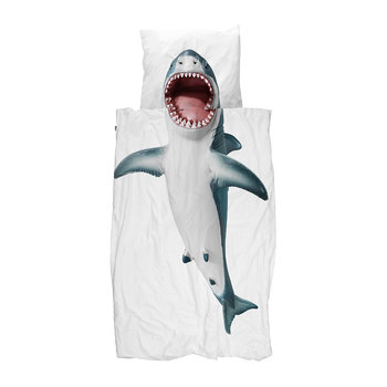 Shark!! Duvet Set