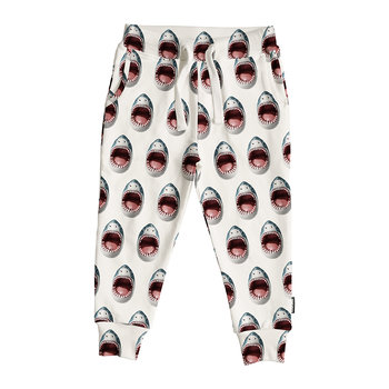 Children's Shark!! Lounge Trousers
