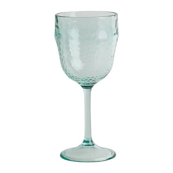 Recycled Glass Effect Wine Glass