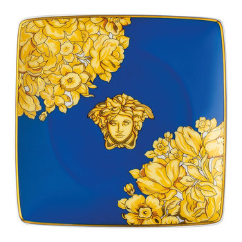 Medusa Rhapsody Decorative Dish - Blue