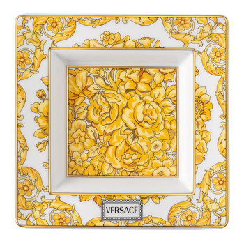 Medusa Rhapsody Decorative Dish - Gold