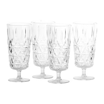 Picnic High Glass - Set of 4