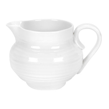 White Porcelain Cream Jug
