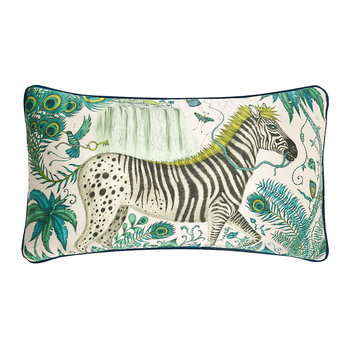 The Lost World Double Bolster Pillow - 49x29cm - Jungle