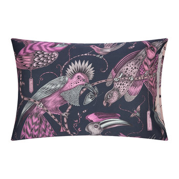 Audubon Pillowcase - Set of 2 - Navy - 50x75cm