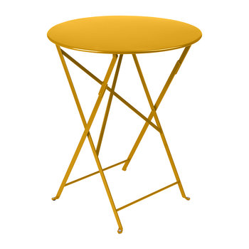 Bistro Garden Table - 60cm - Honey