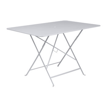 Bistro Garden Table - 117x77cm - Cotton White