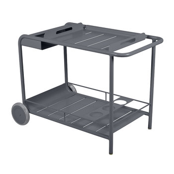 Luxembourg Drinks Trolley - Anthracite