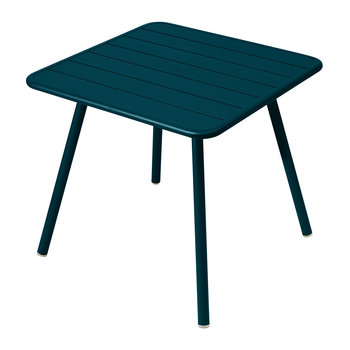 Luxembourg Garden Table - Acapulco Blue