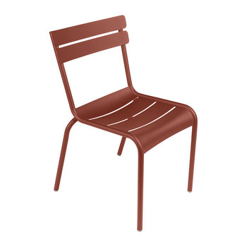 Luxembourg Garden Chair - Red Ochre