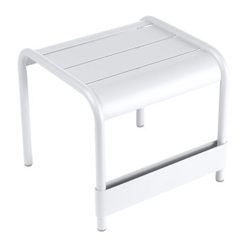 Luxembourg Side Table - Cotton White