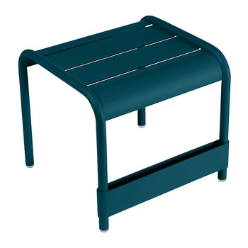 Luxembourg Side Table - Acapulco Blue