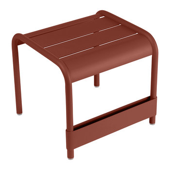 Luxembourg Side Table - Red Ocher