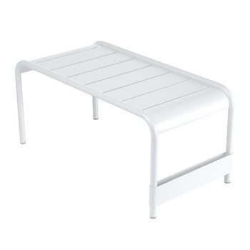 Luxembourg Low Table - Cotton White